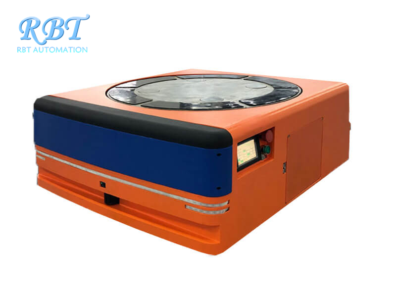 Dual-drive Bidirectional lifting type AGV