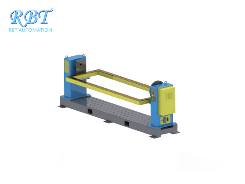 1-axis head and tail stock positioner