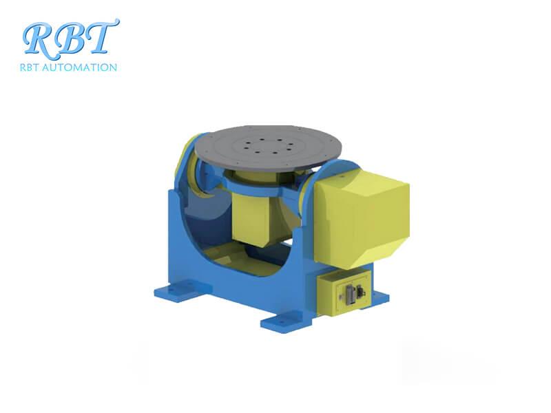 2-axis head positioner