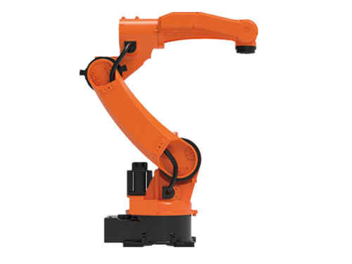 Stamping robot for automatic press production line