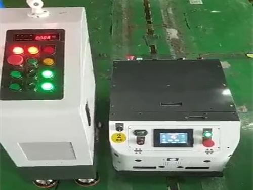 AGV intelligent charging
