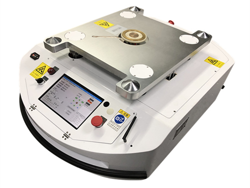 Laser SLAM jacking AGV