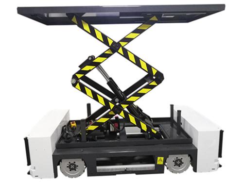 McNamum wheel lifting type AGV