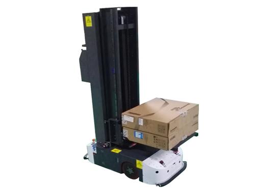 Palletizing forklift lifting type AGV