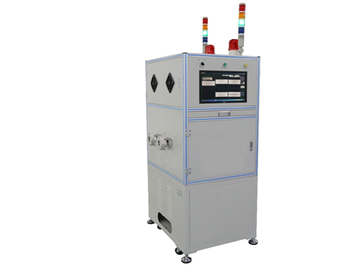Plastic tube surface inspection machine(two tube line)